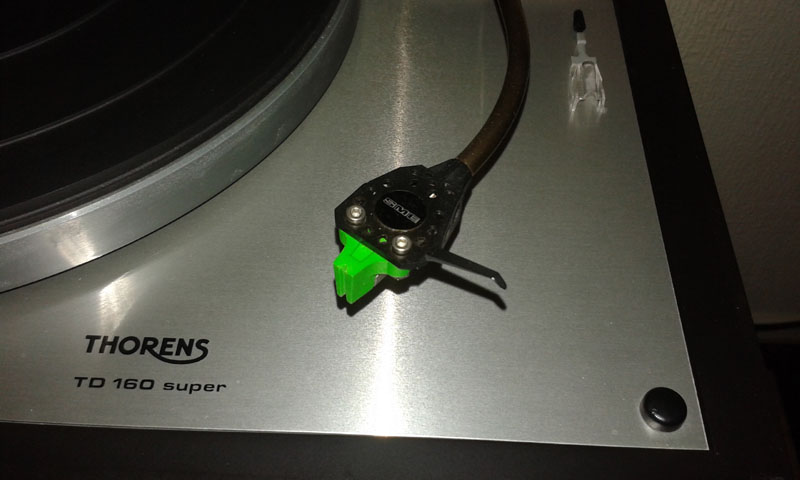 Thorens TD160S/SME IIIs Cartridge Recommendations - UK