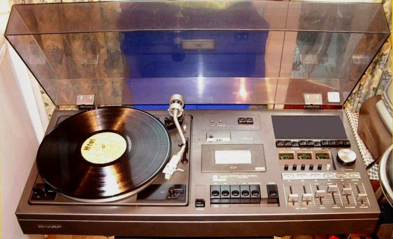 Best ever self contained music centre? - UK Vintage Radio Repair and