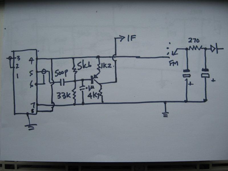 Clarke and Smith 8812 FM problem - UK Vintage Radio Repair