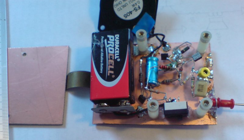 The Curious C-beeper - UK Vintage Radio Repair and