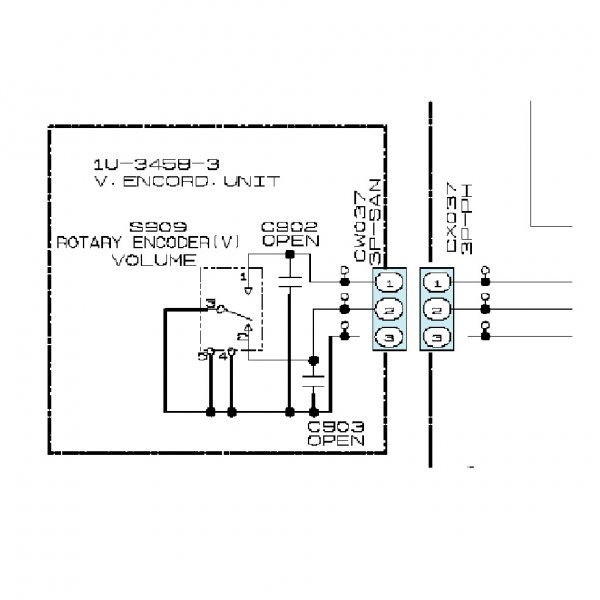 Any advice: faults with Rotary encoder volume controls? - UK Vintage
