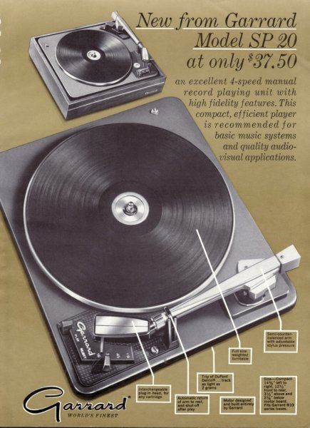 Garrard record player deck identification  - Page 6 - UK